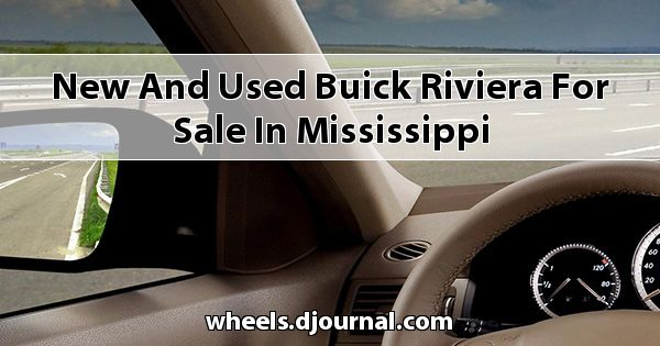 New and Used Buick Riviera for sale in Mississippi