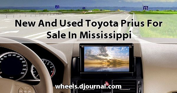 New and Used Toyota Prius for sale in Mississippi