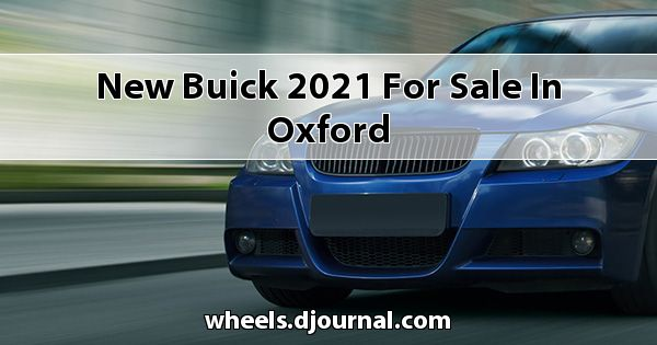 New Buick 2021 for sale in Oxford