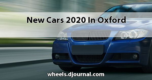 New Cars 2020 in Oxford