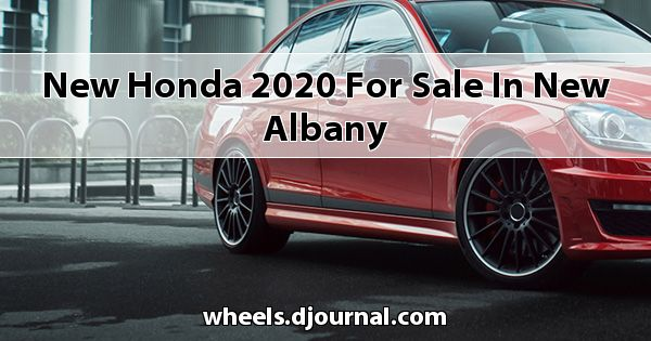 New Honda 2020 for sale in New Albany