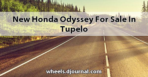 New Honda Odyssey for sale in Tupelo