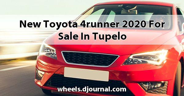 New Toyota 4Runner 2020 for sale in Tupelo