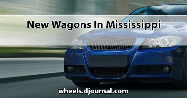 New Wagons in Mississippi