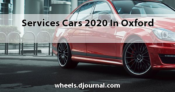 Services Cars 2020 in Oxford