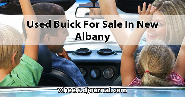 Used Buick for sale in New Albany