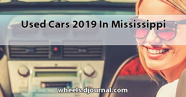 Used Cars 2019 in Mississippi
