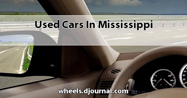 Used Cars in Mississippi