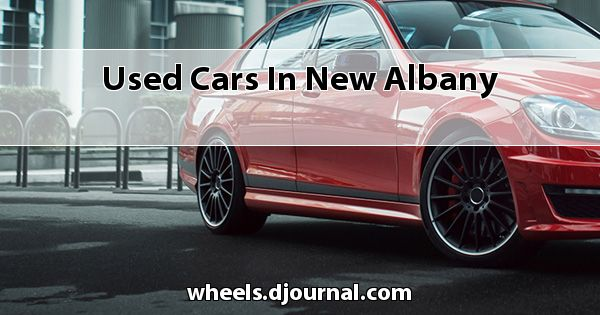Used Cars in New Albany
