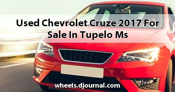 Used Chevrolet Cruze 2017 for sale in Tupelo, MS