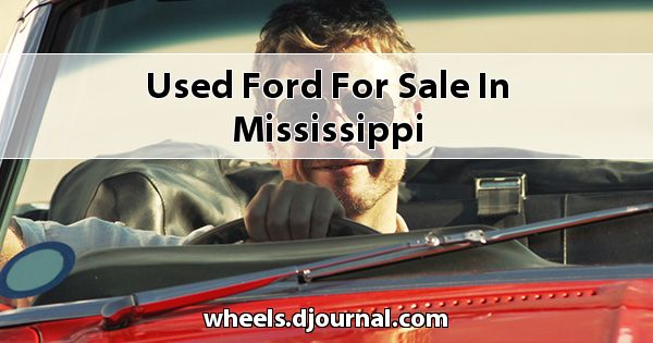 Used Ford for sale in Mississippi
