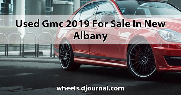 Used GMC 2019 for sale in New Albany