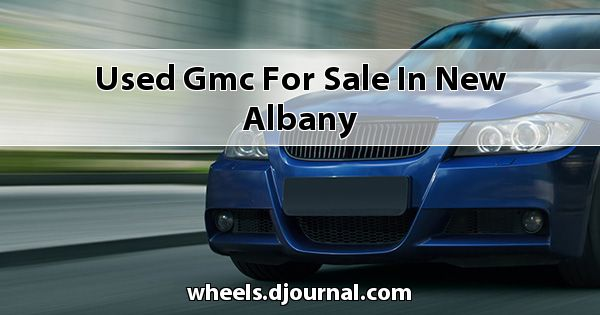 Used GMC for sale in New Albany