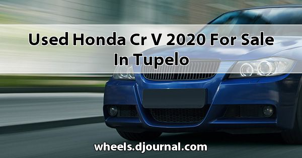 Used Honda CR-V 2020 for sale in Tupelo