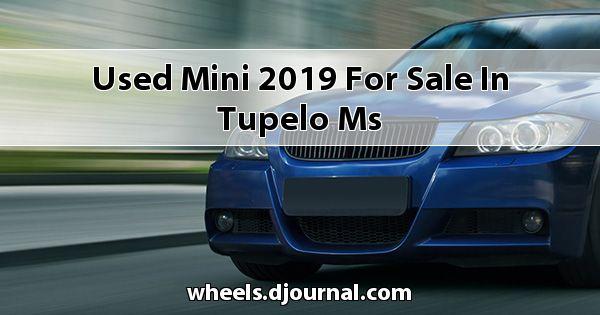 Used Mini 2019 for sale in Tupelo, MS