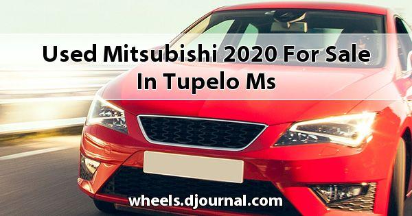 Used Mitsubishi 2020 for sale in Tupelo, MS