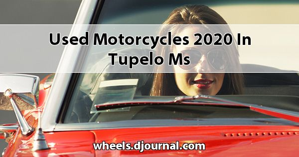 Used Motorcycles 2020 in Tupelo, MS