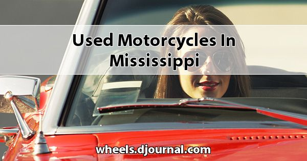 Used Motorcycles in Mississippi